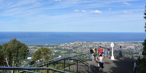 Photo Walk at Mount Keira Summit Track