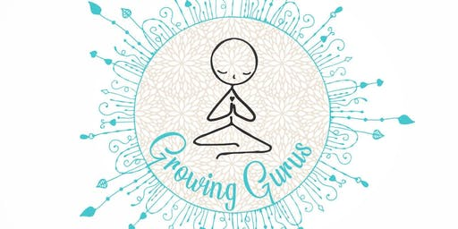 Growing Gurus Children's Wellbeing and Relaxation - Six Session Course