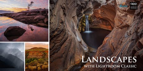 Landscapes with Lightroom Classic (October 2019) tickets