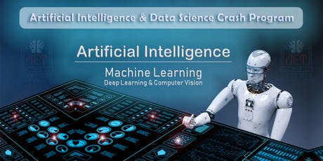 Artificial Intelligence Professional Program - Abu Dhabi - Hands-On tickets