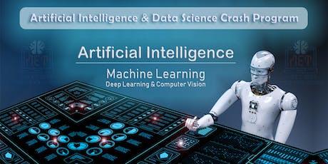 Artificial Intelligence Professional Program - Dubai - Hands-On tickets