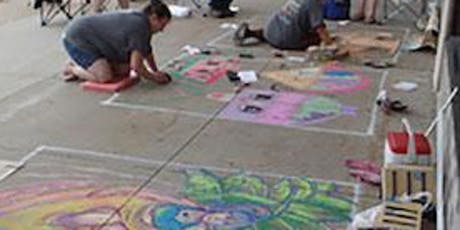 FREE Entry Open for Chalk Art Contest tickets
