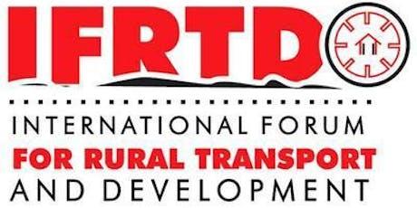 Edition 2019 Forum IFRTD tickets