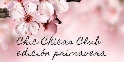 Chic Chicas Club :  Edición Primavera Tips de moda , belleza y Vinos !!