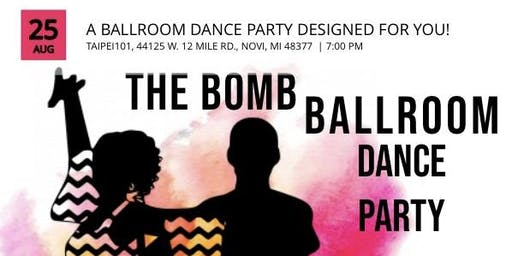 The Bomb Ballroom Dance Party in Novi