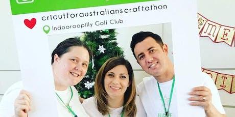 Cricut for Australians Craft-A-Thon  tickets