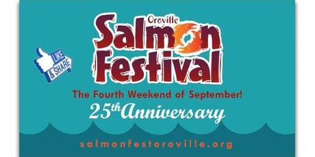 Feather River Nature Center Dinner & Dance - Oroville Salmon Festival tickets