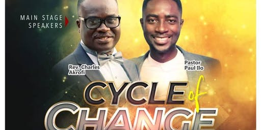 The Transformation Conference 2019 Accra