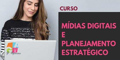 Curso de Mídias Digitais e Planejamento Estratégico de Marketing
