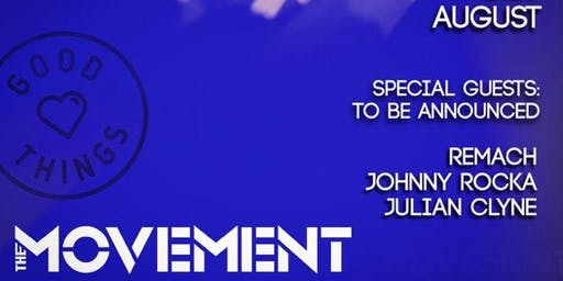 The Movement 31st August