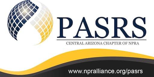 PASRS October Member Meeting