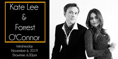Kate Lee &  Forrest O'Connor at The 443
