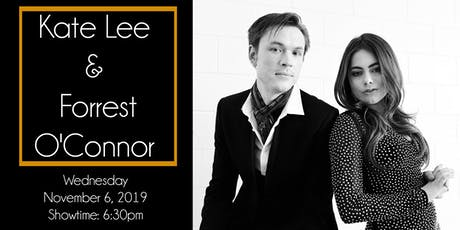 Kate Lee &  Forrest O'Connor at The 443 tickets