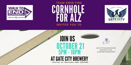 Cornhole to End Alzheimer's