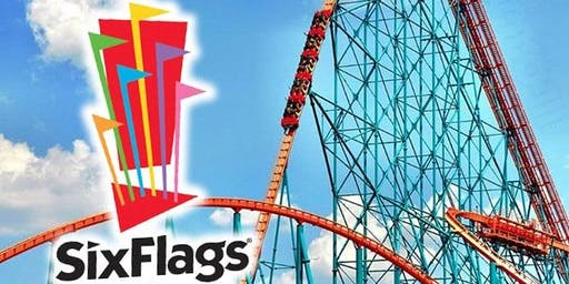 Six Flags Amusement Park Trip