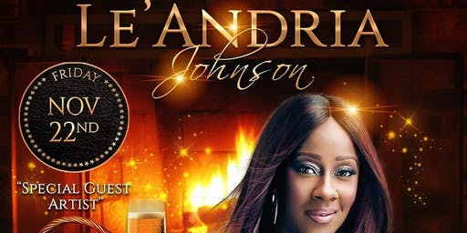 Gospel Concert with Le'Andria Johnson