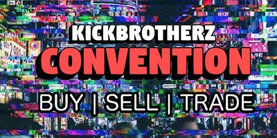 KickBrotherz Sneaker Convention