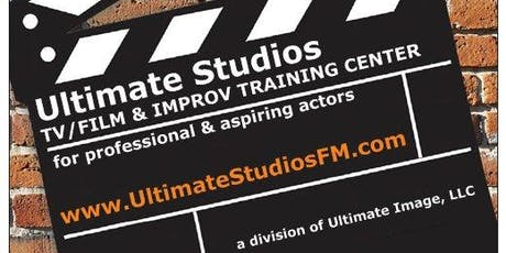 September 2019 Ultimate Actor's Immersion tickets