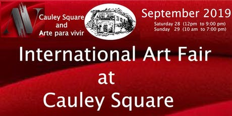 International Art Fair at Cauley Square tickets