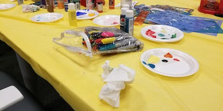 Rock Painting w/Michelle tickets