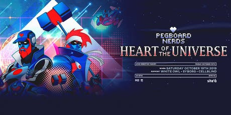 PEGBOARD NERDS [at] SITE 1A tickets