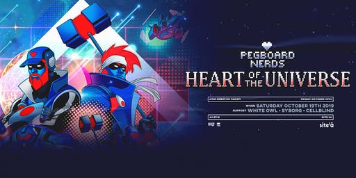 PEGBOARD NERDS [at] SITE 1A