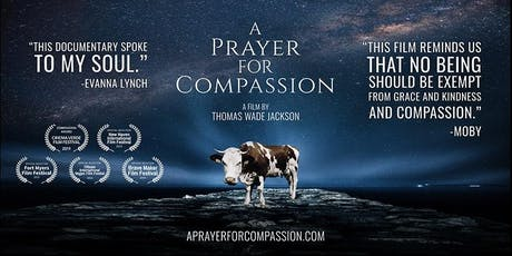 A Prayer for Compassion - Film, Potluck, Q&A with the Filmmaker tickets