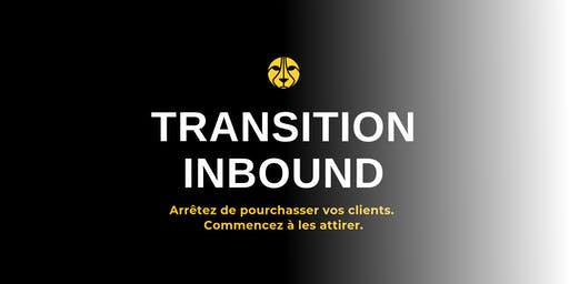 Transition Inbound Marketing