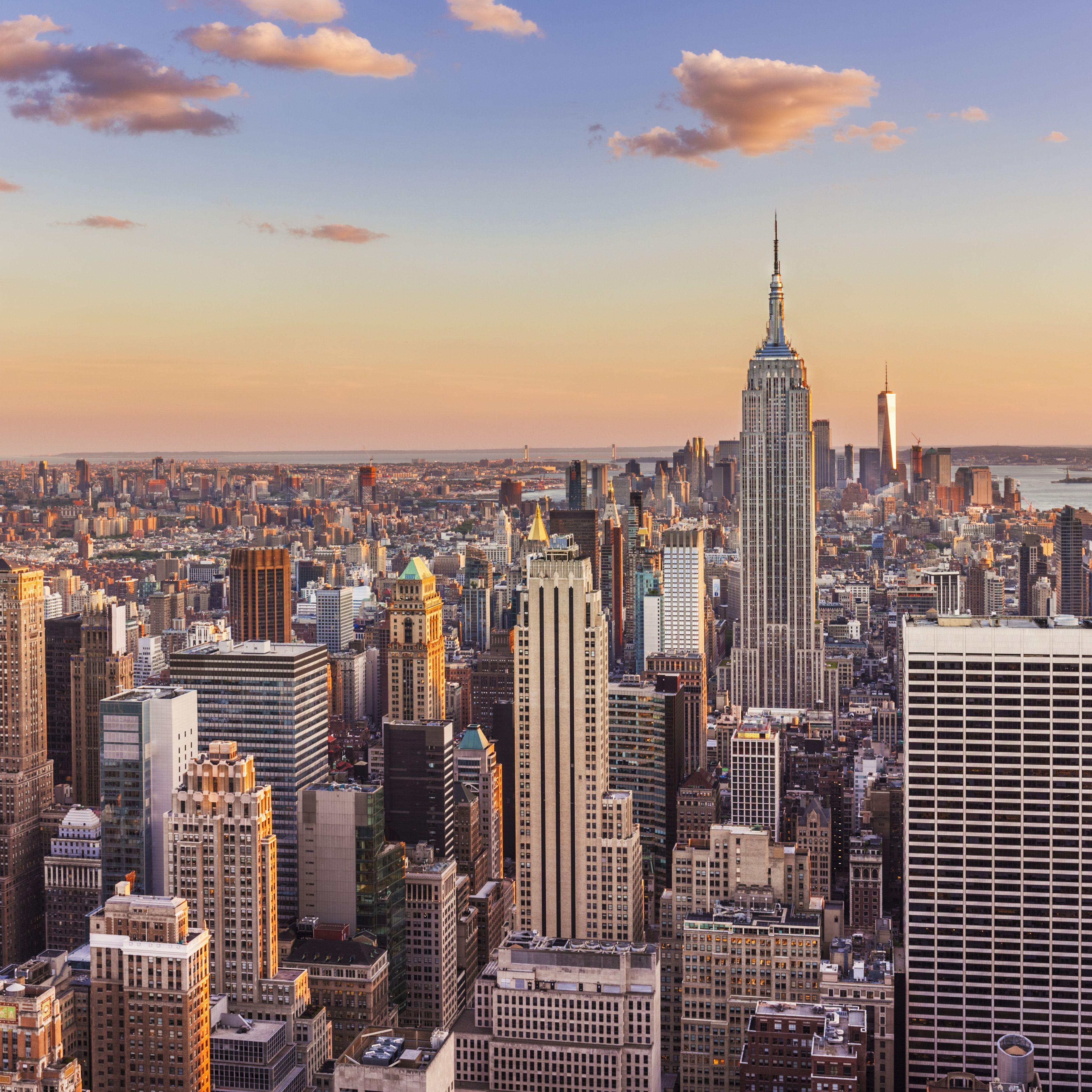 NYC Bus Trip 2019
