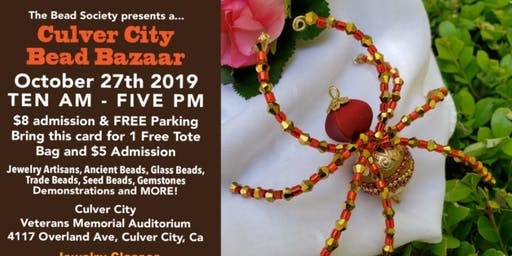 Culver City Bead Bazaar