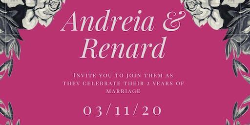 Andreia & Jay R Vowel Renewal
