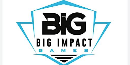 Big Impact Games Championship - Volunteer