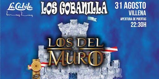 """Los Gobanilla presentación chirigota """"Los del Muro"""""""