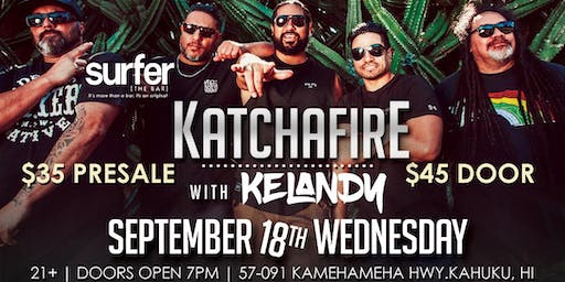 Katchafire performs live at Surfer, The Bar