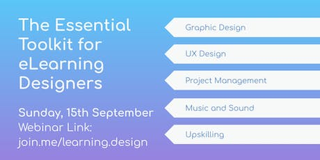 The Essential Toolkit for eLearning Designers biglietti