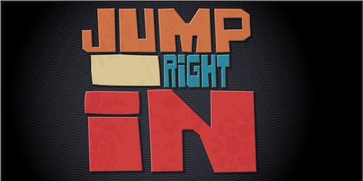 JUMP RIGHT IN Volunteer Fair
