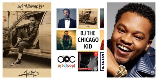 BJ The Chicago Kid Listening Party followed by Monday Night Football Social