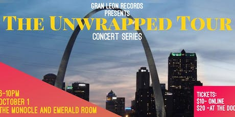 The Unwrapped Tour Concert Series tickets