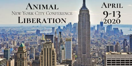 Animal Liberation New York City Conference 2020 tickets