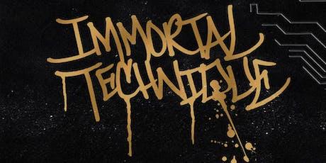 Immortal Technique:  The Middle Passage Tour tickets