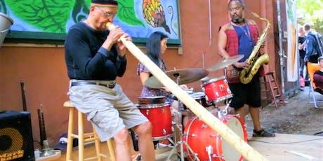 American jazz musician, composer, educator, didgeridoo player: Bill Cole tickets