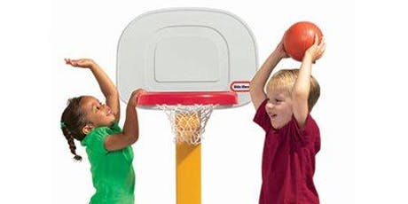 Preschool Basketball tickets