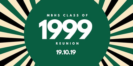 MBHS Class of 1999 Reunion