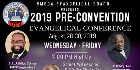 Evangelical Conference tickets