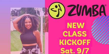 """""""Fall"""" back into Zumba with Jess  tickets"""