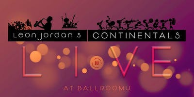 A Continental Affair: Live music at BallroomU!