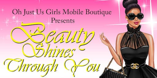 Beauty Shines Through You Holiday Fashion Show