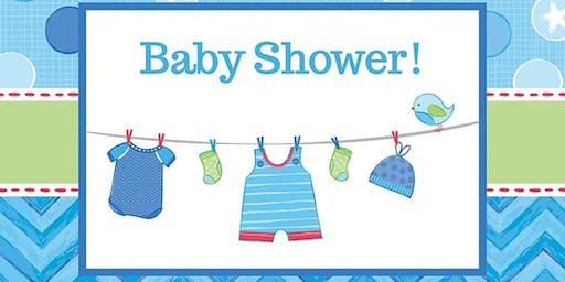 Shower for Baby Joshua