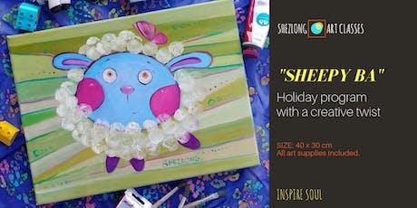 SHEEPY BA - Kids Holiday Program tickets
