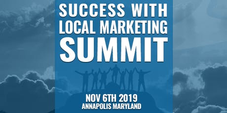 Success with Local Marketing Summit 2019 tickets